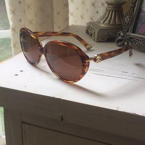 Genuine Tortoise Shell Balenciaga Sunglasses